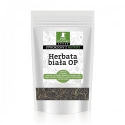 Herbata biała liściasta OP