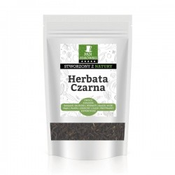 Herbata czarna liściasta dajeeling