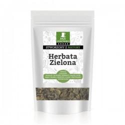 Herbata zielona liściasta gunpowder