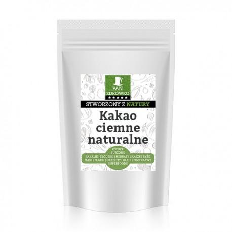 Kakao ciemne naturalne