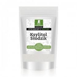 Ksylitol - Cukier brzozowy - Słodzik