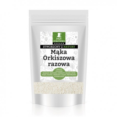 Mąka orkiszowa razowa