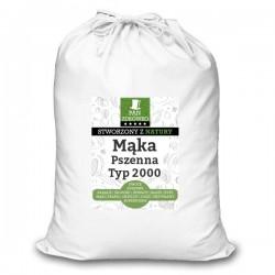Mąka pszenna typ 2000 (razowa) 5kg