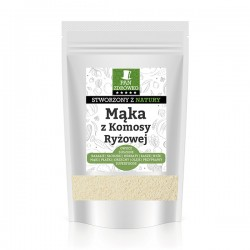 Mąka z komosy ryżowej quinoa