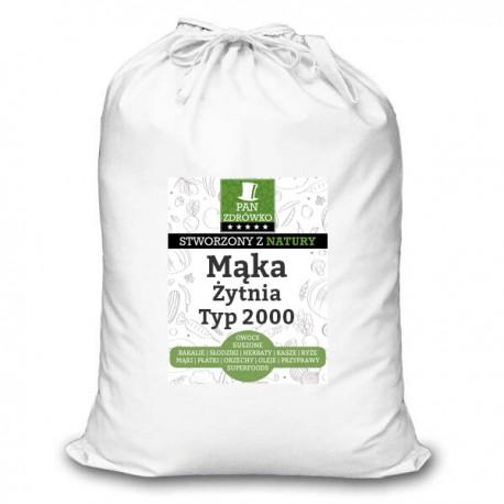 Mąka żytnia razowa typ 2000 5kg