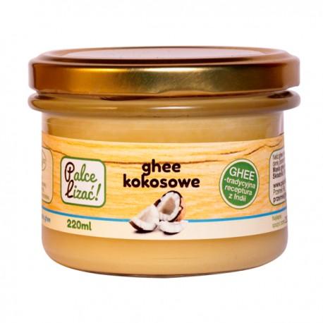 Masło klarowane ghee kokosowe 220ml