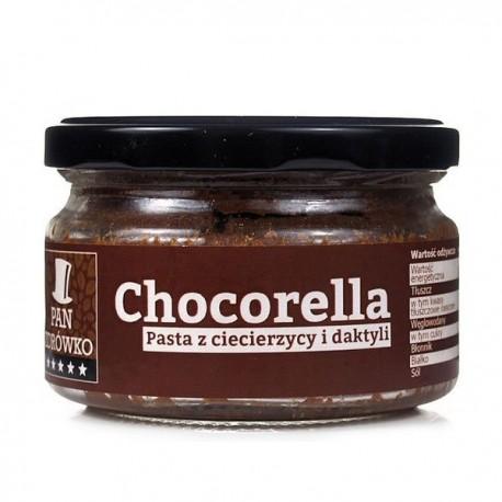 Chocorella - Pasta z ciecierzycy i daktyli 200g