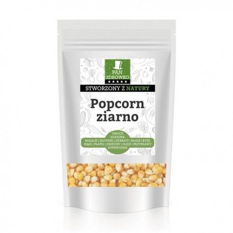 Popcorn - ziarno kukurydzy