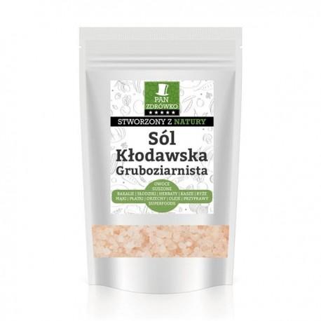 Sól kłodawska różowa gruboziarnista