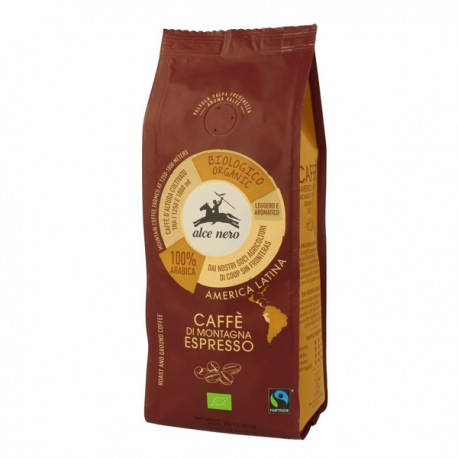 BIO Kawa 100% Arabica Espresso 250g