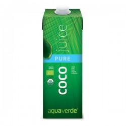 BIO - Woda kokosowa 1L - Aqua Verde