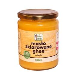 Masło klarowane ghee 520ml