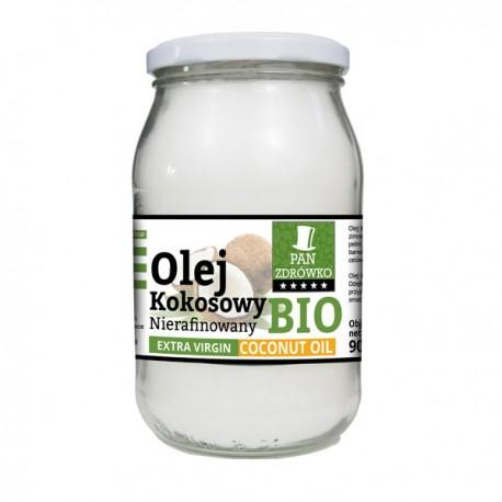 BIO - Olej kokosowy nierafinowany virgin