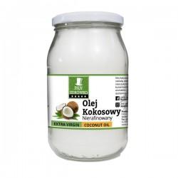 Olej kokosowy nierafinowany extra virgin