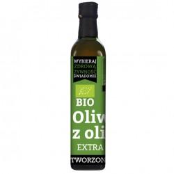 BIO Oliwa z oliwek extra virgin