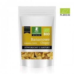 BIO - Chipsy bananowe