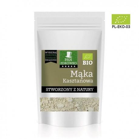 BIO - Mąka kasztanowa