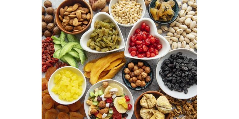 Czym są suszone owoce i jakie mają właściwości?