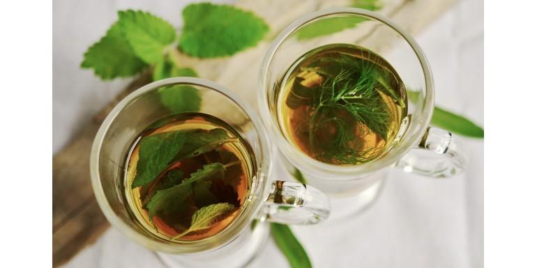 Czy wiesz dlaczego warto pić miętową herbatę?