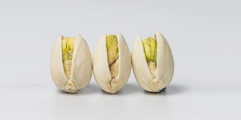 Jak uprażyć pistacje?